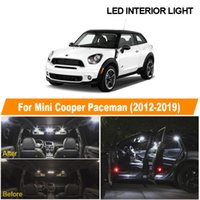 Interior Lighting Set 7 Led SMD Interior Mini Cooper One R50 01-06