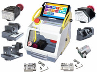 maquinas modernas al por mayor-KukaiSEC-E9 Full Clamp SEC-E9 Máquina de corte de llaves Máquina moderna para hacer llaves de autos Máquina profesional de copia de llaves con actualización aprobada por CE en línea