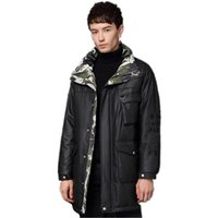 488f07aae23 camouflage leather jackets 2019 - Genuine Leather Jacket Men Winter Jacket  Real Sheepskin Coat for Men