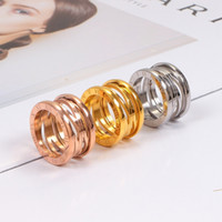 Wholesale roman numeral rings for women for sale - Group buy luxury designer jewelry Roman numeral hollow love Rings for women Titanium Stainless Steel k gold plated Rings women wedding gifts jewelry