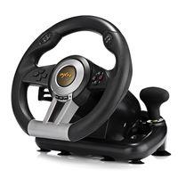 Wholesale steering controller resale online - Original PXN V3II Racing Game Steering Wheel with Brake Pedal drop shipping Game Controllers Joysticks