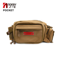 Wholesale best fishing tackles resale online - Noeby bag for fish fishing tackle bags Waterproof pocket best sell popular Classic black Digital camouflage Khaki
