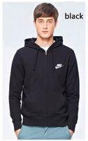 korece ince hoodie toptan satış-Hoodie erkek hoodie 2018 yeni fermuar ceket casual slim gençlik spor erkek erkek Kore versiyonu