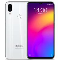 cep telefonu android notları toptan satış-Orijinal Meizu Not 9 4G LTE Akıllı Cep Telefonu 6 GB RAM 64 GB ROM Snapdragon 675 Sekiz Çekirdekli Android 6.2
