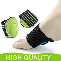 Wholesale high arch supports gel for sale - Group buy 2Pcs Pair Arch Support Plantar Fasciitis Gel Strap Orthotic Compression Support Wrap Aids Foot Pain High Arches Flat Feet Heel Fatigue M7Y