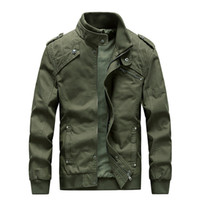 ingrosso gli uomini coreani si sfilano-Coreano Slim Fit Leisure Jacket Uomo Breve Bomber manica lunga Zipper primavera Uomo Giacca moda Jaqueta Masculino Outwear 50JK1