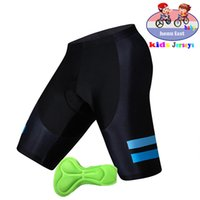 Wholesale child s underwear for sale - Group buy High Quality kids Bicycle Comfortable Underwear Sponge Gel D Padded Bike child Short Pants Cycling Shorts pant