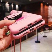 telefones celulares rosa à venda venda por atacado-IP Telefone Celular Shell IPX Celular Caso Shell Cobre de Celular Linda Rosa de Alta Qualidade e Baixo Preço de Vendas Direta Da Fábrica