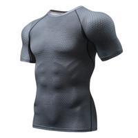 Wholesale tire gear resale online - Men s Jogging Fitness D Print Short Sleeve T Shirt Men s Bodybuilding Skinny Tire Hot Press Shirt Crossfit Workout Top Gear