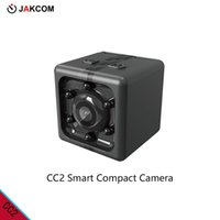 Wholesale watch camera metal online - JAKCOM CC2 Compact Camera Hot Sale in Sports Action Video Cameras as sports watch black metal vest fast wireless charging