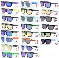 шлем оптовых-Бренд-дизайнер Spied Ken Block Helm Солнцезащитные очки Мужчины Женщины Унисекс Спортивные солнцезащитные очки Full Frame Очки