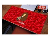 computador livre mouse pads venda por atacado-Camuflagem 70x30 cm Popular Computador Stand-Alone Jogo Mouse Mad para The Elder Scrolls v Skyrim Grande Gaming Mouse Pad Frete Grátis