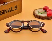 lunettes de soleil goth achat en gros de-