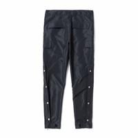 pantalons de survêtement achat en gros de-Nouveaux pantalons pour hommes PEAR OF GOD FOG Pantalons de survêtement Joggers Pantalon de survêtement ESSENTIALS 6TH Rivet Button Salopette