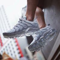 sapatos de corrida venda por atacado-2020arvapormaxTN Além disso Jogo Real Orange EUA Designer Sneakers Mens Trainers Mulheres Running Shoes Tamanho 36-45
