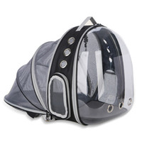 Wholesale outdoor cat cages for sale - Group buy Pet Cat Backpack Small Dog Carrying Cage Outdoor Travel Comfortable Breathable Puppy Kitten Extensible Carrier Backbag