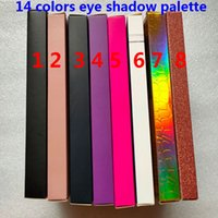 Wholesale beauty eyeshadow resale online - Brand colors eye shadow palette Shimmer Matte eye shadow Beauty Makeup colors Eyeshadow Palette Waterproof high quality