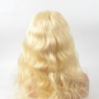Wholesale unprocessed curly brazilian hair wig online - Pretty unprocessed best raw virgin remy human hair long sexy new arrival big curly full front lace cap wig for girl