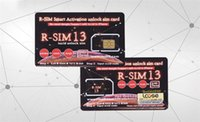 Wholesale newest ios for iphone online – Newest RSIM13 iPhone unlocking smart R Sim card for iPhone xmax iPhone8 iPhone plus and i6 unlocked iOS x x G unlock