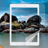 ipad mini bildschirm klarer film großhandel-Klare weiche Front LCD Screen Protector Film mit Tuch für iPad Pro 11 10.5 9.7 2017 2018 2 3 4 5 6 Mini Mini5 Air3 2019