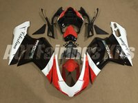 Wholesale 1198s fairing for sale - Group buy New ABS motorcycle Fairings kits Fit for DUCATI s s red black italy