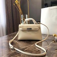 Wholesale nylon designer purse resale online - Harmers brand designer killy bags mini size luxury designer handbag fashion totes women s handbag shoulder purse bag high quality handbags