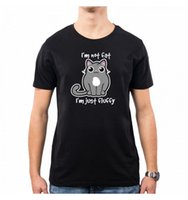 animales esponjosos al por mayor-CAMISETA UOMO SOLO FLUFFY CUTE SWEETIES ANIMAL CAT GATTO NEMIMAKEIT NM0056A