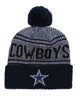 Wholesale dallas cowboys christmas for sale - Group buy Top Quality Cowboys Baseball Beanies Men Women Sport Dallas Cuffed Knit Hats Cheap Fashion Hip Hop Winter Warm Beanie Skull Caps