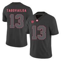 Wholesale alabama stitched jerseys resale online - NCAA Alabama Crimson Tide Jerseys Patrick Surtain II Jersey Devonta Smith Mac Jones Henry Ruggs III College Football Jerseys Stitched
