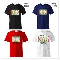 milyarder kulübü toptan satış-Milyarder boys kulübü Yeni Balr T Shirt Hip Hop Erkek T Shirt Moda Markaları Mens Womens Kısa Kollu Büyük Boy