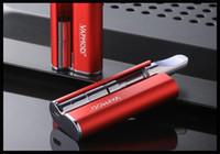 caixa de cigarro automática venda por atacado-Mini cartuchos de óleo grosso caixa de vape mod dispositivo de bateria automático vaping e cigarro bateria função magnética e cig 380 mah caneta bud mod