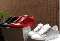 verkauf name marke schuhe männer großhandel-Name-Marken-Entwerfer-Männer Schuhe Mode Turnschuhe Top-Qualität Manebeneschuhe Stiefel schnüren oben Mens-beiläufige Schuh-Wholesale-2019 neue heiße Verkäufe 01