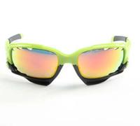 ingrosso telaio di bicicletta in vendita-Moda ciclismo occhiali da sole full frame uomini donne del progettista di marca occhiali JAW Outdoor Bike Sport bicicletta occhiali da sole vendita online