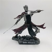 Wholesale dark knight toys action figures resale online - Dark Souls III Red Knight Artorias The Abysswalker PVC Action Figure Collectible Model Doll Toys