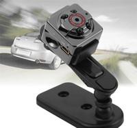 dvr 8ch h.264 оптовых-HD 1080P SQ8 мини карманная камера видеомагнитофон с инфракрасным ночного видения обнаружения движения крытый / открытый спорт портативный видеокамера