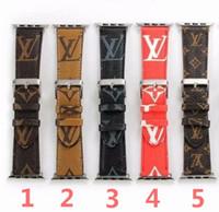 ingrosso orologi in pelle d'epoca per le donne-Per cinturino iWatch per cinturino Apple Watch 42mm 38mm 40mm 44mm Cinturino in vera pelle vintage compatibile Serie 1 2 3 4 Cinturino da polso