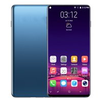 Wholesale android micro sim unlocked cell phone resale online - ERQIYU Goophone S10 S10 unlocked Shown G LTE Octa Core inch Android Smartphones G RAM G ROM Cell phones