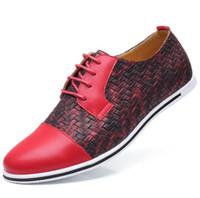 ingrosso scarpa uomo unico-Patchwork unique Scarpe da punta scarpe da uomo scarpe grandi dimensioni scarpe eleganti scarpe basse modello patchwork per uomo zy878