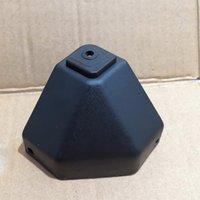 side box corner tool case bracet bag furniture hardware Motorcycle Aluminum alloy trunk protection buckle diy handmade