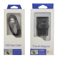 iphone ladegerät kabel 6ft großhandel-Für iPhone 5 Watt USB Power Adapter 15 Watt Reiseadapter Schnelle Ladegerät Samsung Note 9 S9 S8 3FT 4FT 6FT USB Ladekabel