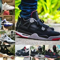 Wholesale genuine leather online resale online - Online Sale Bred s Men Trainer Basketball Shoes Classic Pure Money Lighting Royalty Nrd Raptor Retroes Black White Cement Brand Shoe