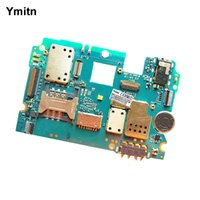 примечание hongmi оптовых-Ymitn Unlocked Main Board Mainboard Motherboard Unlocked With Chips Circuits Flex Cable For Xiaomi Redmi hongmi Note 4G LTE