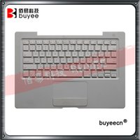 Wholesale macbook 13 topcase for sale - Group buy Original A1181 Top Case US Keyboard with Trackpad for MacBook quot A1181 Palmrest topcase UK French German Keyboard