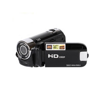videocámaras usadas al por mayor-Cámara digital ligera para uso en el hogar Cámara DV de viaje Videocámara portátil 1080P Videocámara Videocámara de video