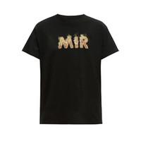 muay thai short livraison gratuite achat en gros de-Designer de luxe T-shirt De Mode Imprimé À La Flamme Mens Designer T-shirt Hip Hop Hommes Femmes Noir D'été T-shirt À Manches Courtes Taille S-XXL