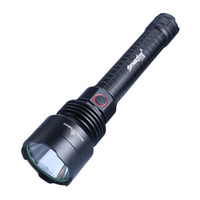 linterna de aluminio alta al por mayor-Skywolfeyep50 Luz de alta potencia Led Aleación de aluminio Linterna al aire libre Go Hunting Linterna