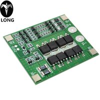 pilhas de bateria lipo venda por atacado-3S 25A Li-ion 18650 BMS bateria protecção bordo PCM bms pcm com saldo de pacote célula de bateria lipo li-ion