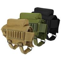 sacos de jogo ao ar livre venda por atacado-Outdoor Multi-função Tactical Bullet Accessory Bag, sacos de jogo ao ar livre, ao ar livre bagpack, bolsa de cintura ao ar livre
