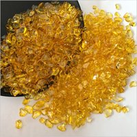 Wholesale citrine crystals for sale - Group buy 300g Fashion Natural Citrine Rubble BlingBling Crystal Rough Ore Specimen Citrine Home Decoration Girls DIY Material