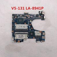 Wholesale intel motherboards for acer laptop resale online - For V5 NBSH011003 NB SH011 LA P Laptop motherboard DDR3 With SR109 U CPU full Tested